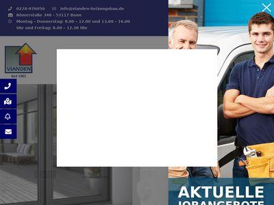 Vianden GmbH Heizungsbau