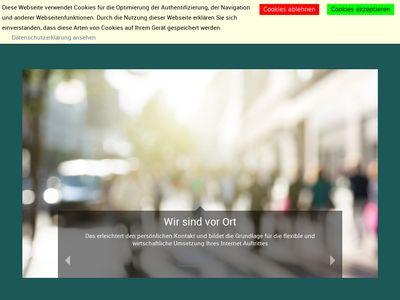 Webdesign Nürnberg mit Vianos