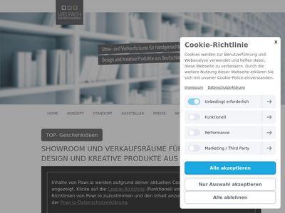 Vielfach Berlin - Das Kreativkaufhaus