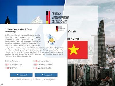 Deutsch-Vietnamesische Gesellschaft e.V.