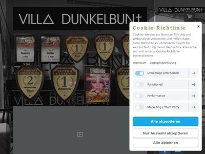Villa Dunkelbunt Tattoostudio