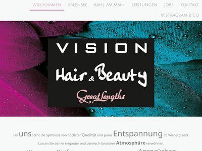 Salon Vision Hair + Beauty
