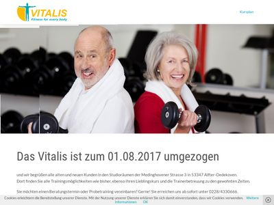 Vitalis Fitness GmbH & Co. KG