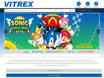 VITREX Multimedia Grosshandel GmbH