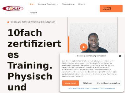 VO2max Reutlingen - Fitness Coaching