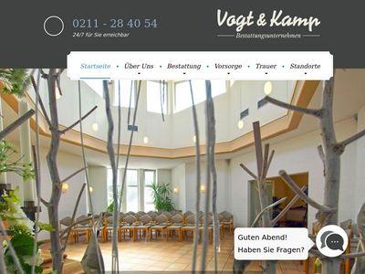 Vogt & Kamp Bestattungen
