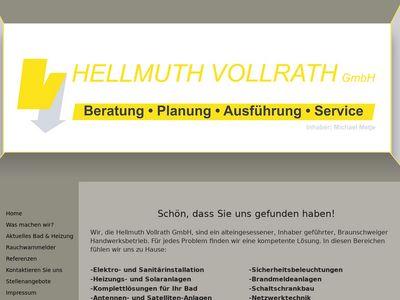 Vollrath GmbH, Hellmuth