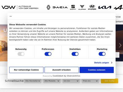 Autohaus von der Weppen GmbH