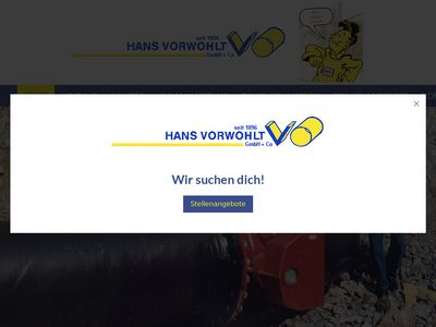 Hans Vorwohlt GmbH & Co.