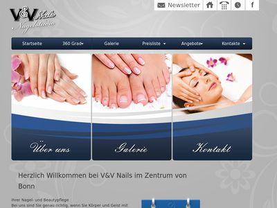 V&V Nails Nagelstudio