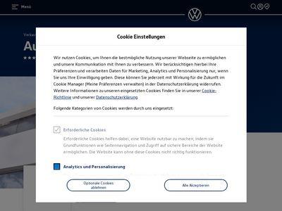 VW Autohaus Greif
