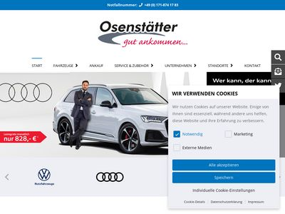 Autohaus Skoda Osenstätter