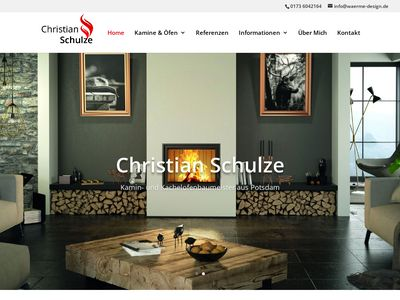 Christian Schulze Meister und Innungsbetrieb