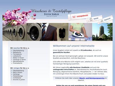 Wäscherei & Textilpflege