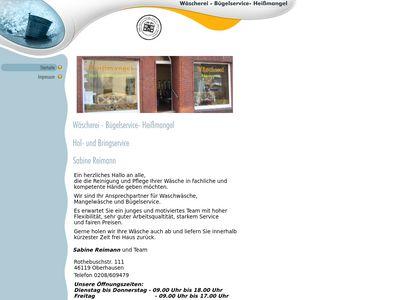 MR Reinigung & Wäscherei Betriebe