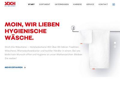 Wäscherei Max Stich GmbH