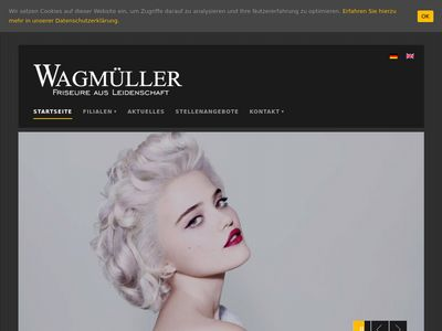 Friseur Wagmüller Viereimergasse