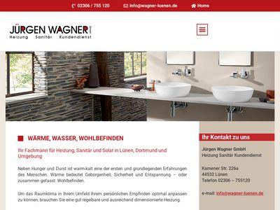 Wagner GmbH Jürgen Heizung Sanitär