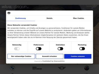 Autohaus Wahl Hess