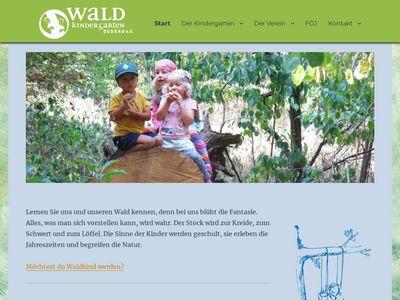 Waldkindergarten Dessau
