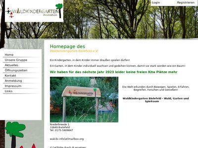 Waldkindergarten Bielefeld e.V.