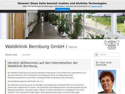 Waldklinik Bernburg GmbH