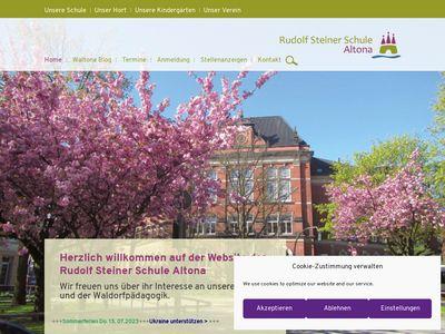 Rudolf Steiner Schule Hamburg- Altona e.V.