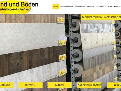 Wand und Boden Vertrieb GmbH