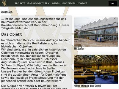 Wand & Raum