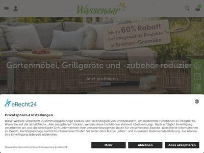 Gartencenter Wassenaar - Bremen