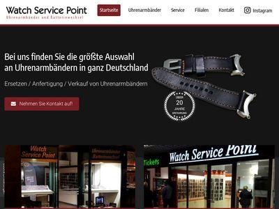 Watch Service Point
