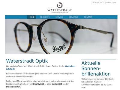 WATERSTRADT Brillen und Kontaktlinsen