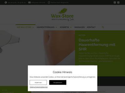 Wax-Store - Beauty & Wellness by Selda