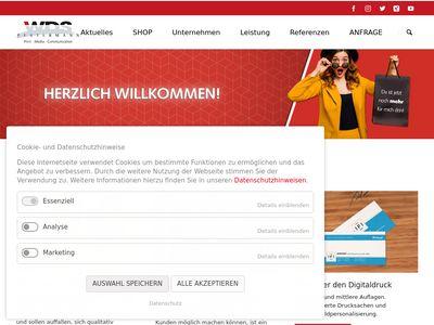 WDS Pertermann GmbH - Druckerei