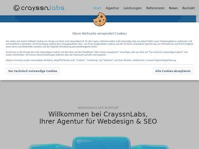 Webdesign Erfurt