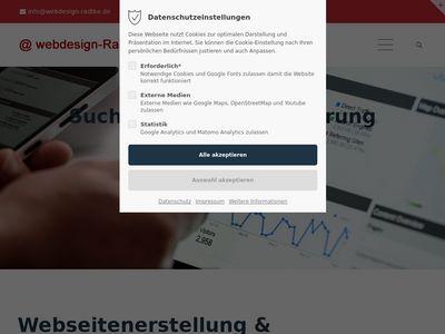Webdesign-Radtke