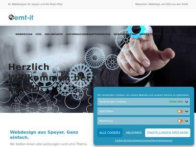 Webdesign Speyer