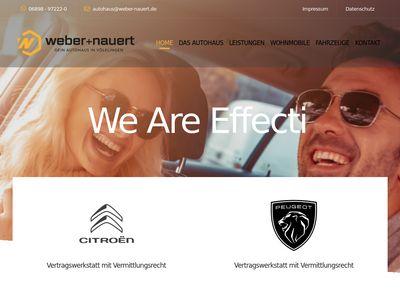 Autohaus Weber & Nauert GmbH