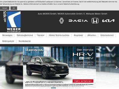 Auto Schrimpf GmbH Honda Vertragshändler