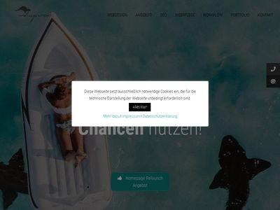 Webgaroo Webdesign Studio Valeria Wirsum