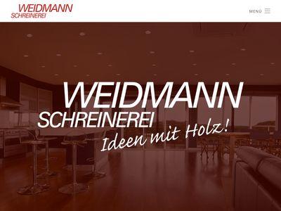 Weidmann Schreinerei GmbH