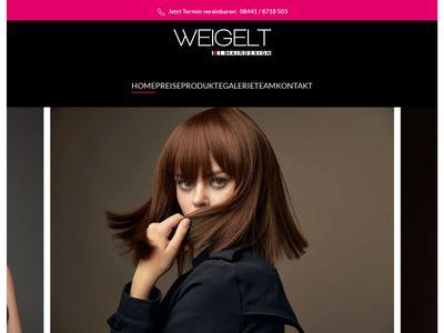 Weigelt Hairdesign