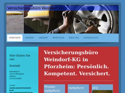 Versicherungsbüro Weindorf-KG