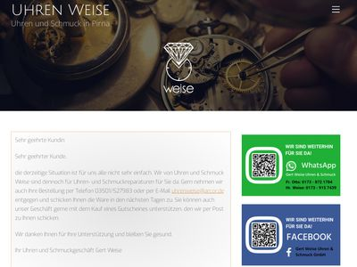 Gert Weise Uhren & Schmuck GmbH