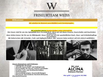 Friseurteam Weiss