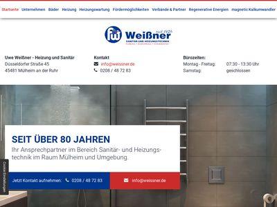 Bad- und Heizungsstudio Weissner
