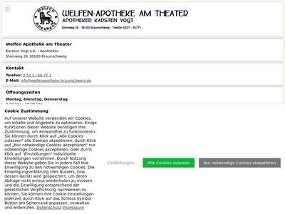 Welfen Apotheke, Inh. Karsten Vogt