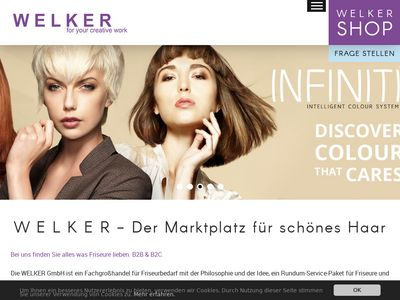 Welker GmbH Friseurabholmarkt