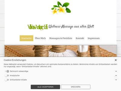 Wellness-Massage BALI