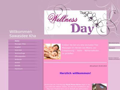 Thaimassage Wellness Day